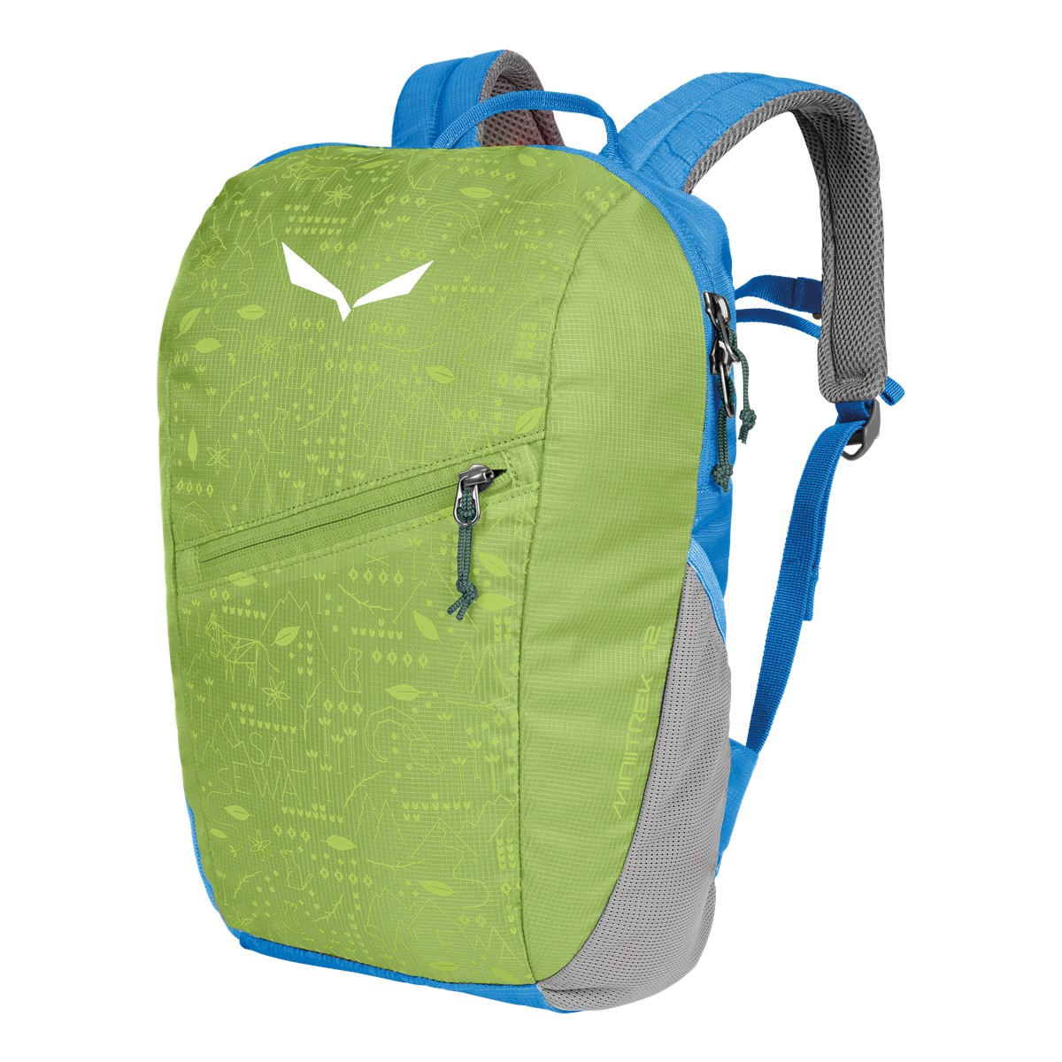 Salewa MINITREK 12 BP-LEAF GREEN-UNI - leaf green - Gr. UNI