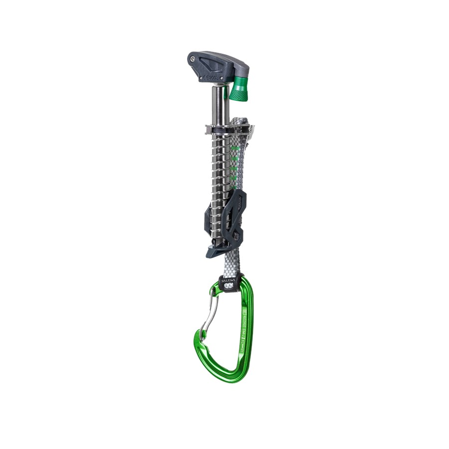 Salewa QUICK SCREW-GREEN-130 - green - Gr. 130