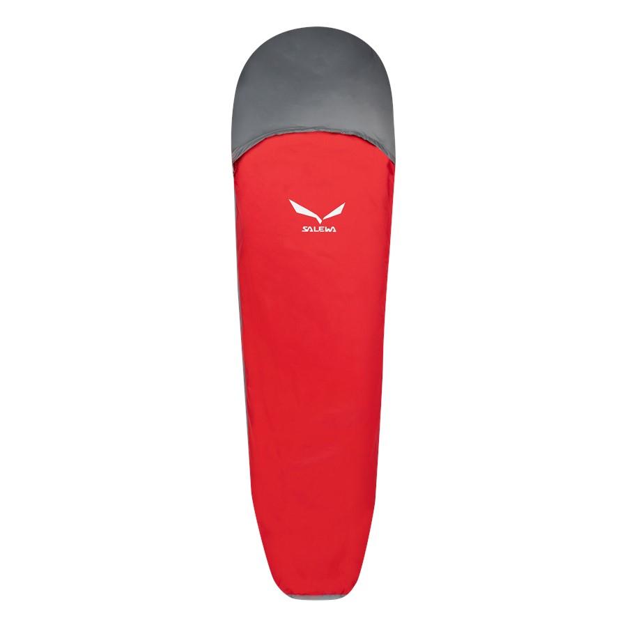 Salewa BIVIBAG STORM I-RED/ANTHRACITE-UNI - red/anthracite - Gr. UNI