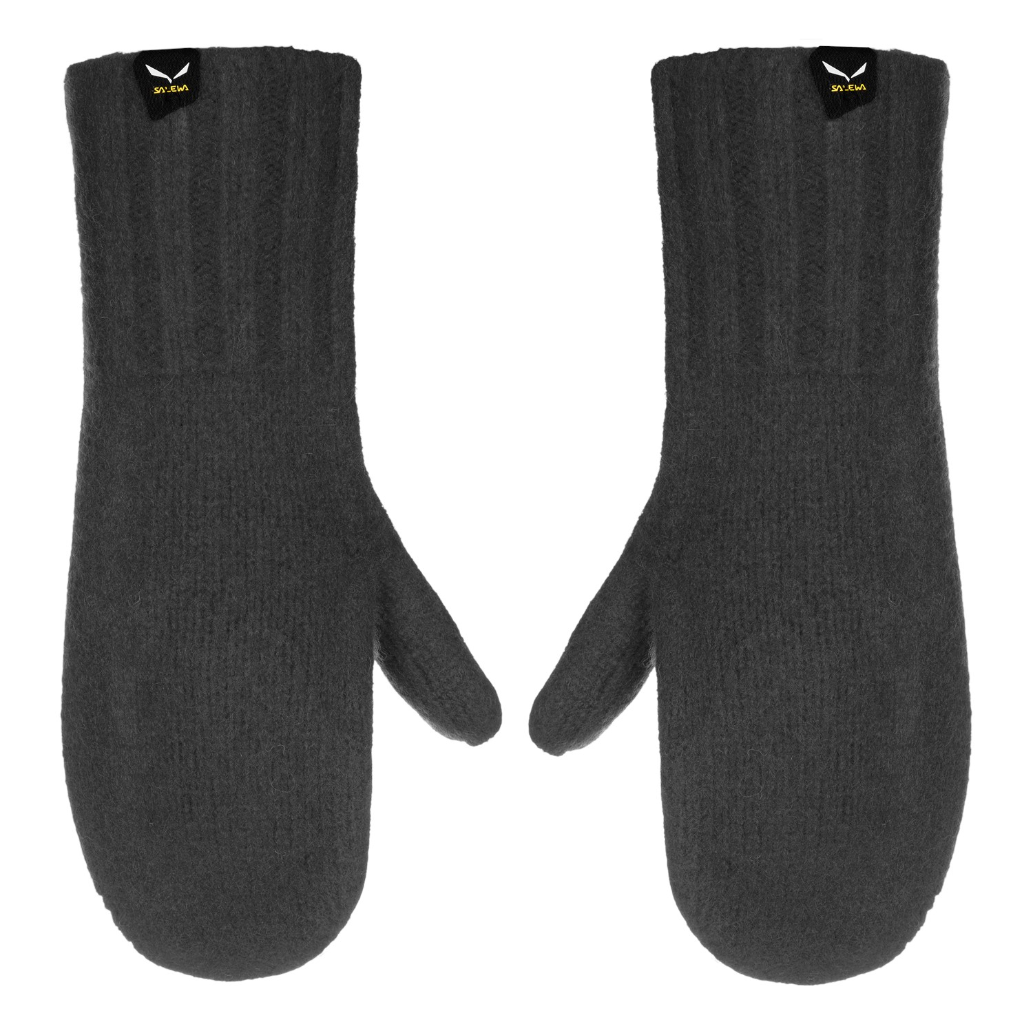 Salewa WALK WOOL 2 MITTEN-carbon-9 - Carbon - Gr. 9