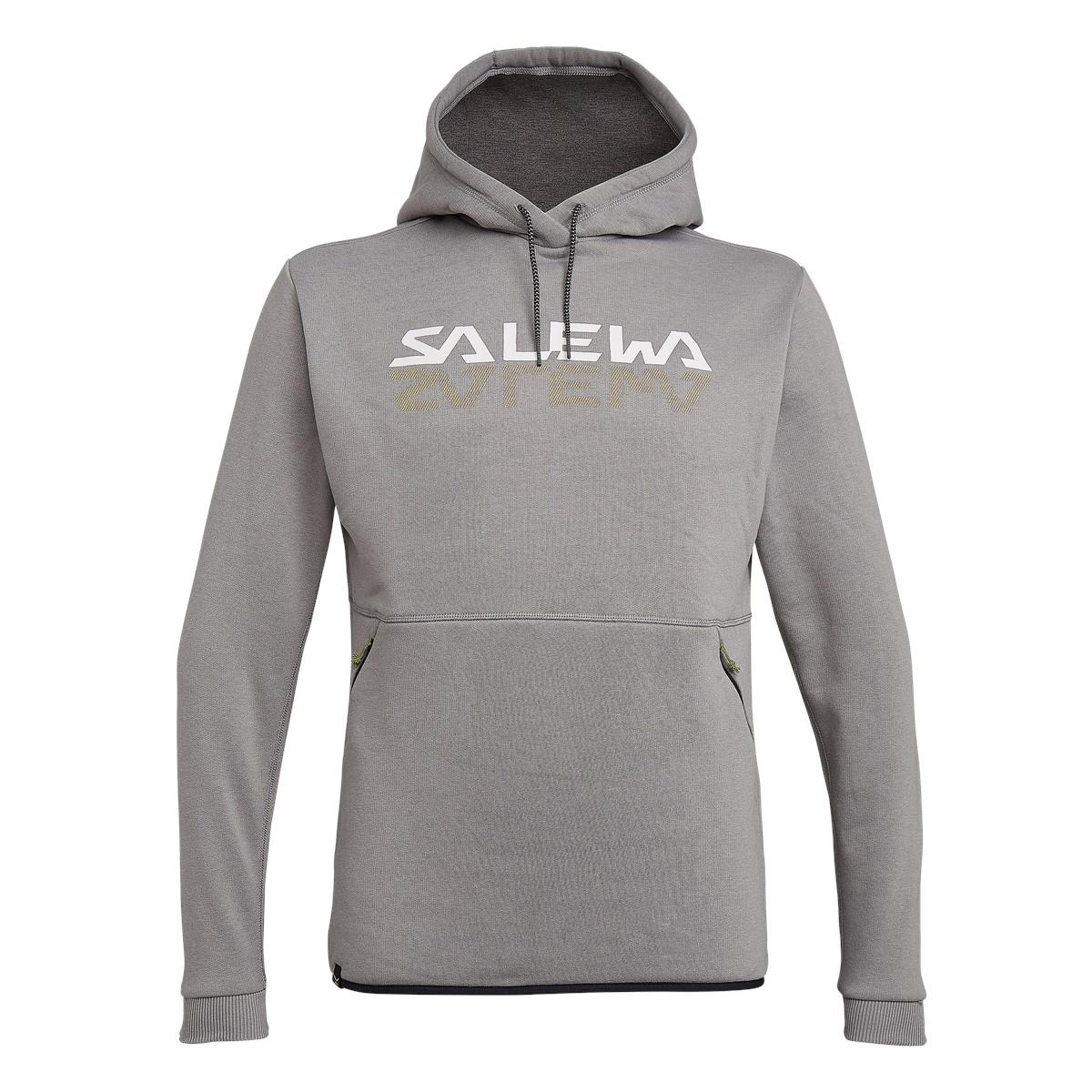 Salewa REFLECTION DRY M HDY-grey melange-50/L - Gr. 50/L