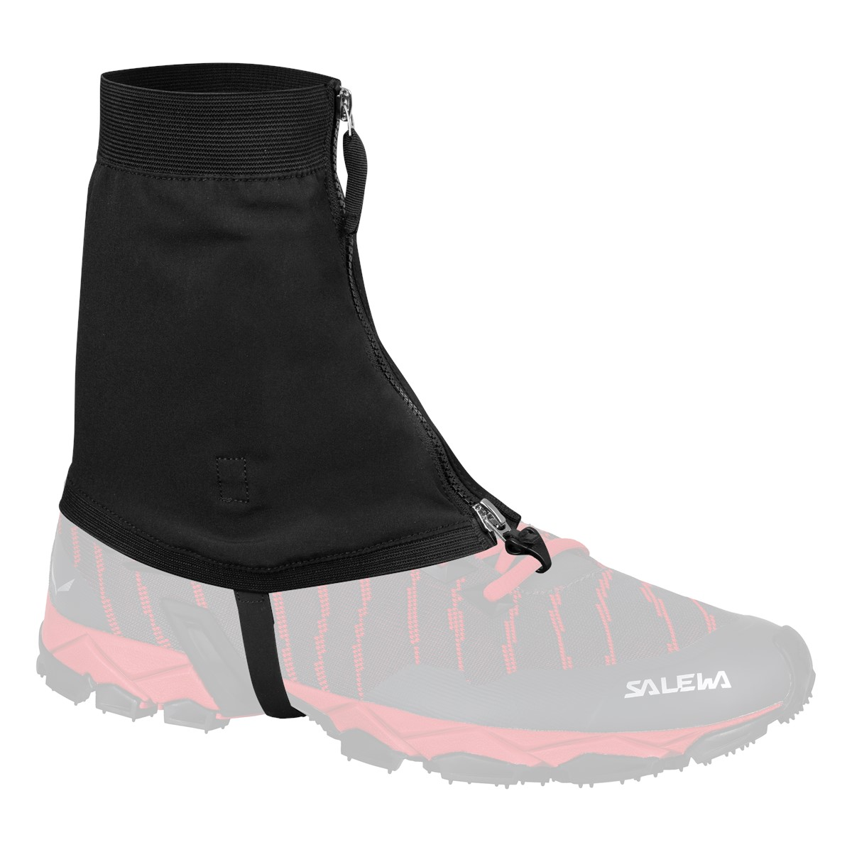Salewa ALPINE SPEED STRETCH GAITER-black-UNI - Gr. UNI
