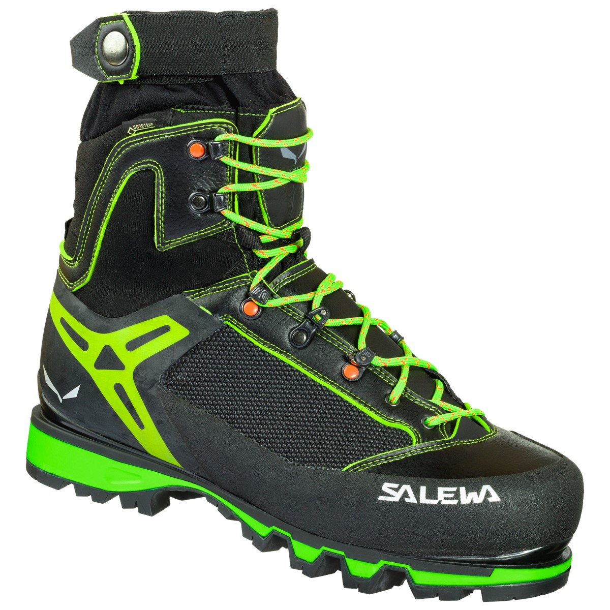 Salewa MS VULTUR VERTICAL GTX-Black/Cactus-7,5 - black/cactus - Gr. 7,5