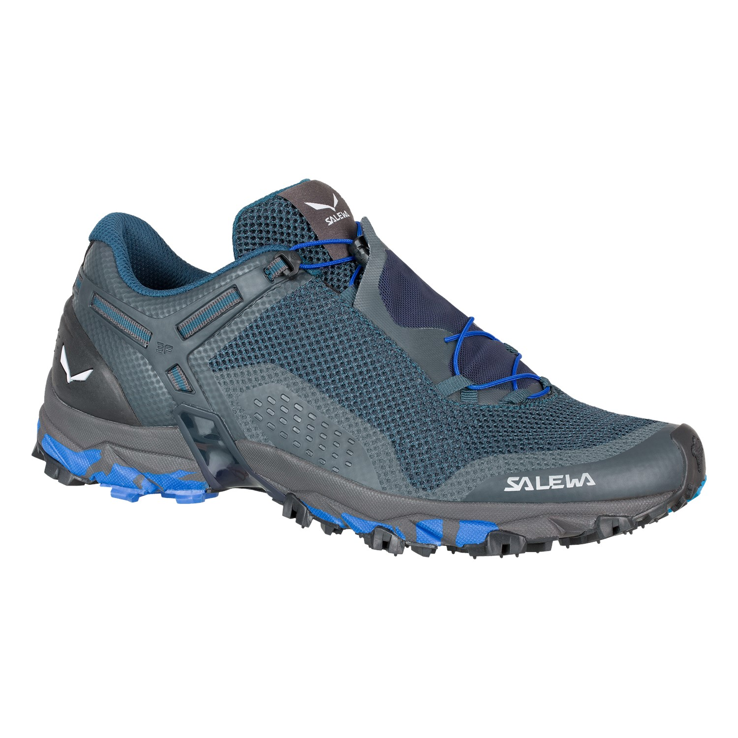 Salewa MS ULTRA TRAIN 2-Dark Denim/Royal Blue-11 - Gr. 11