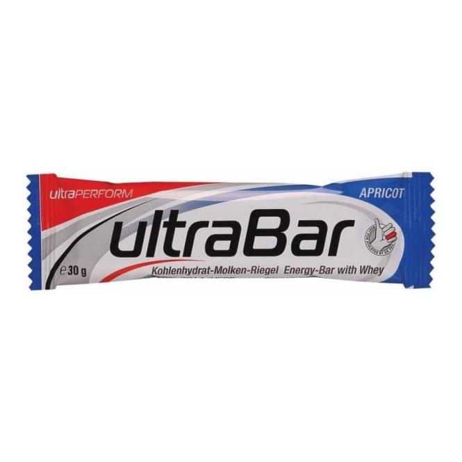 Ultra Sports 40 x ultraSPORTS ultraBar - Aprikose - Kohlenhydrat - Eiweißriegel ed040