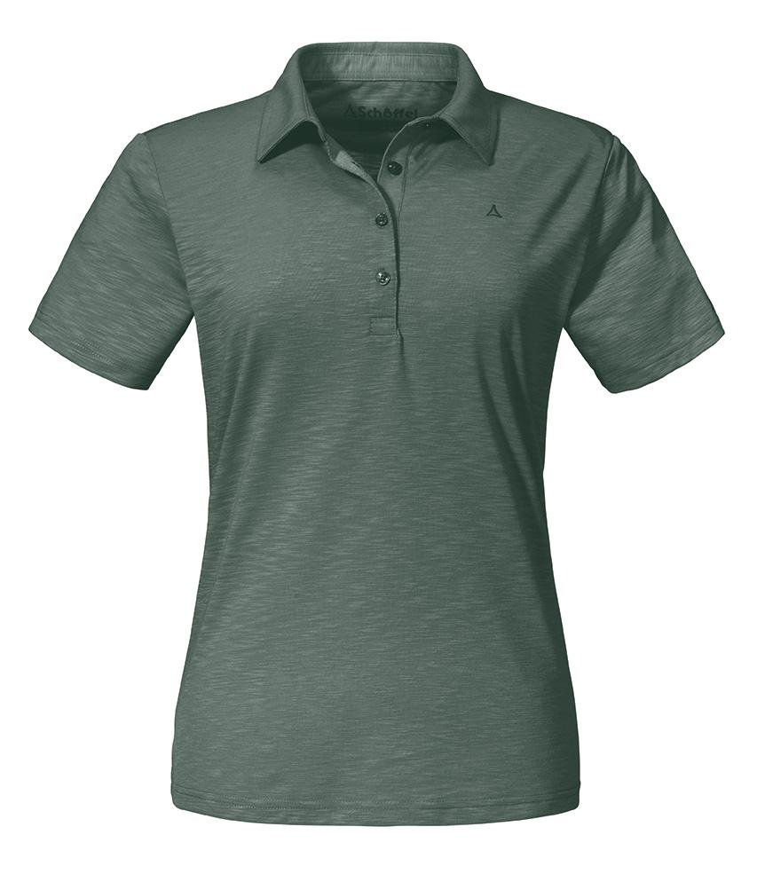 Schöffel Polo Shirt Capri1 - agave green, 34 - Gr. 34 SCH-11945-23066-f