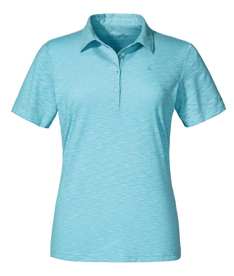 Schöffel Polo Shirt Capri1 - angel blue, 36 - Gr. 36 SCH-11945-23066-f