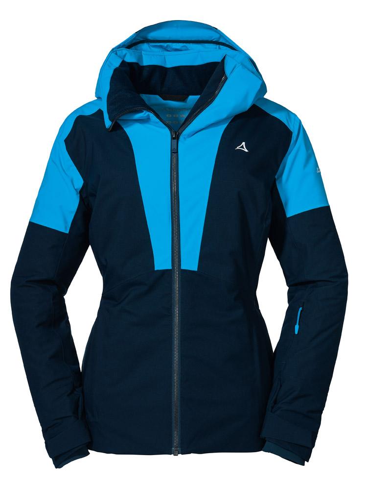 Schöffel Ski Jacket Gargellen L - navy blazer, 44 - Navy Blazer SCH-12743-23304-g