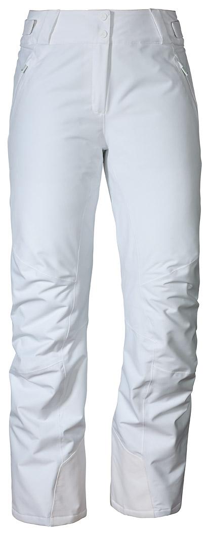 Schöffel Ski Pants Alp Nova - bright white, 42 - Bright White SCH-12835-23304-g