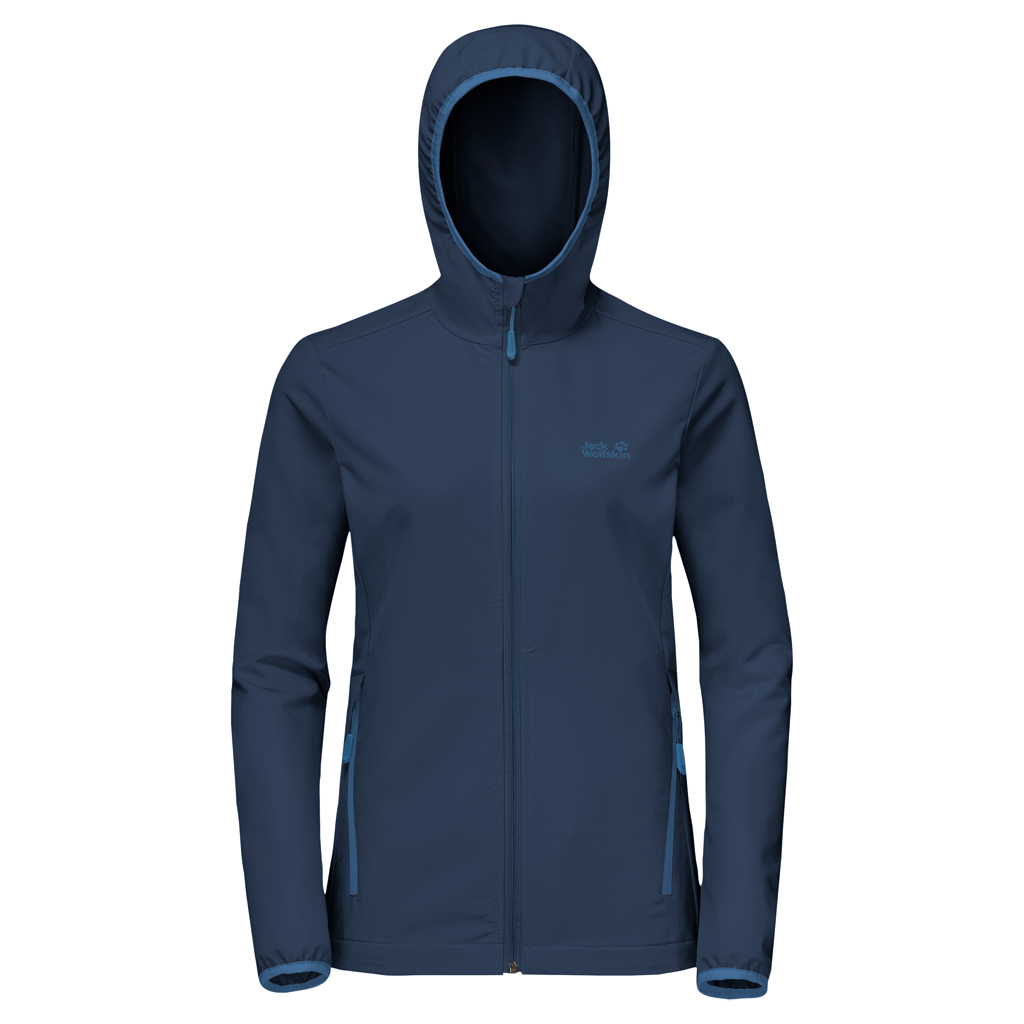 Jack Wolfskin TURBULENCE JACKET WOMEN 1303652-1024