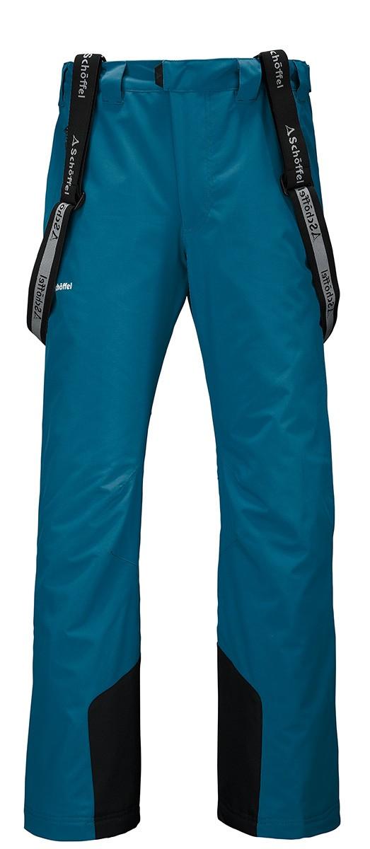 Schöffel Irving Dynamic II Skihose - blau-26 - Gr. 26 Hosen 22228-8175