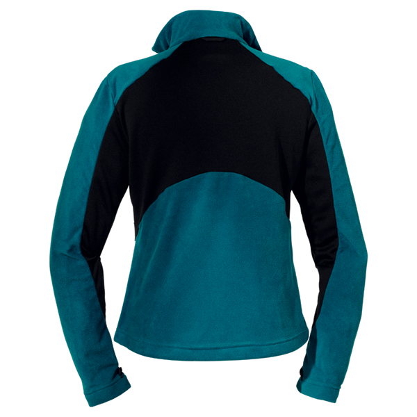 Jack Wolfskin Endurance Full Zip Women - baltic blue - Gr. L 1701081-1045004