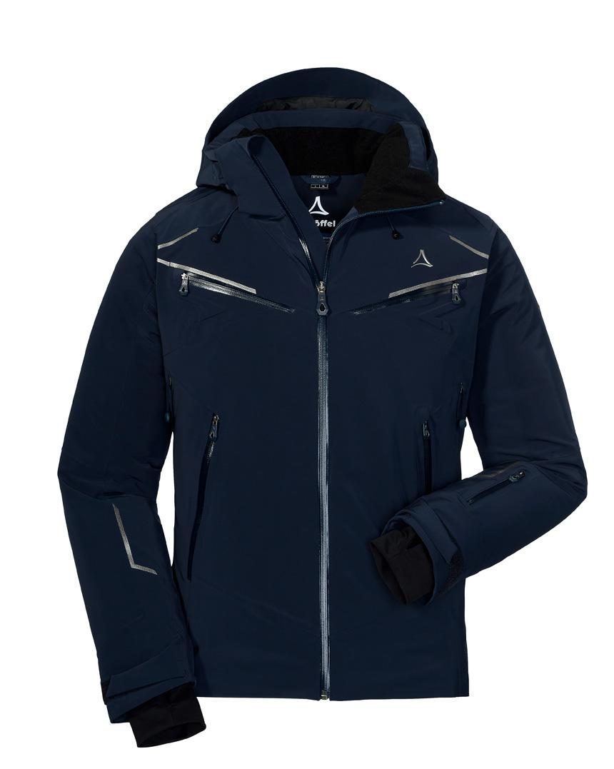 Schöffel Ski Jacket Sölden2 - navy blazer, 48 - Navy Blazer