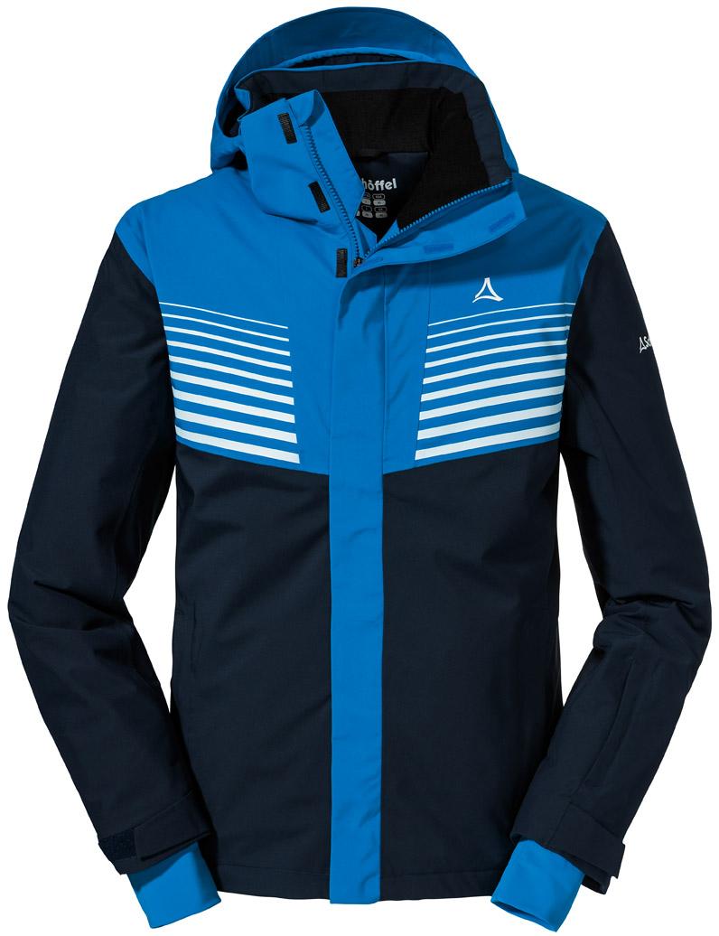 Schöffel Ski Jacket Gargellen M - navy blazer, 48 - Navy Blazer SCH-22975-23303-g