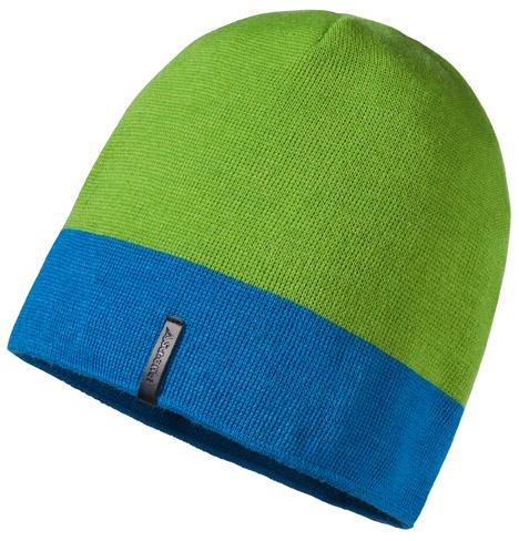 Schöffel Knitted Hat Schattwald - lime green, E - Gr. E SCH-23085-9000118-g