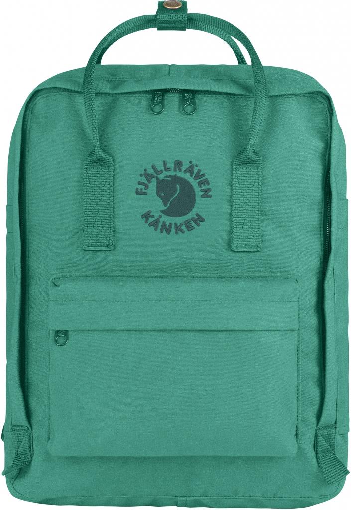 Fjällräven Re-Kånken - Emerald - - emerald - Gr. 1 Size 23548-644
