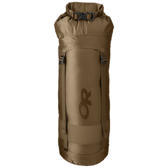 Outdoor Research Airpurge Dry Compr Sk 15L-coyote-1size - Gr. 1size
