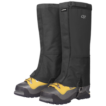 Outdoor Research Men's Expedition Crocodile Gaiters-black-S - Gr. S
