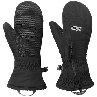 Outdoor Research Toddlers' Adrenaline Mitts-black-L - Gr. L
