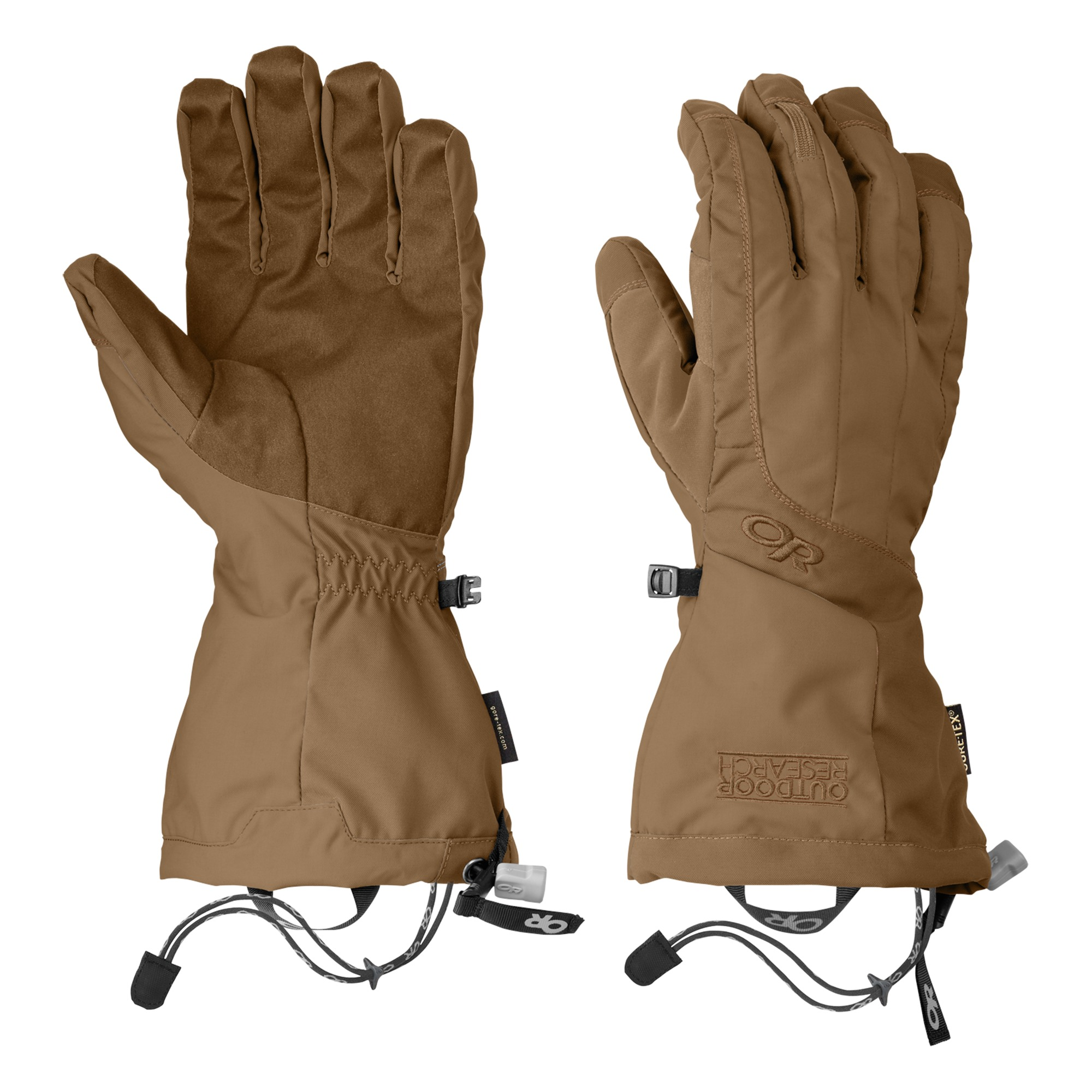 Outdoor Research Men's Arete Gloves-coyote-S - Gr. S