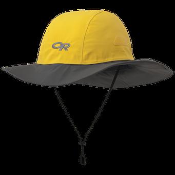 Outdoor Research Seattle Sombrero-yellow/dark grey-S - Gr. S
