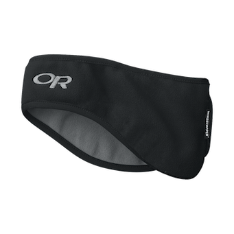 Outdoor Research Ear Band-black-S - Gr. S