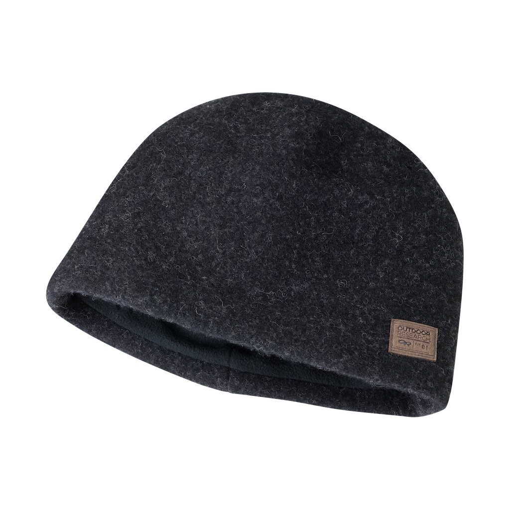 Outdoor Research Whiskey Peak Beanie-black-1size - Gr. 1size