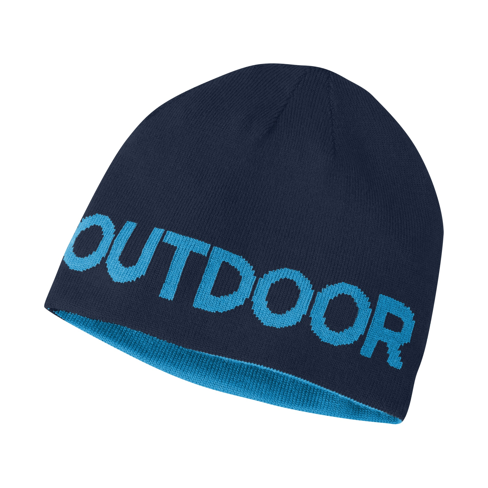 Outdoor Research Booster Beanie-night/tahoe-1size - Gr. 1size