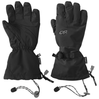 Outdoor Research Alti Gloves-black-L - Gr. L
