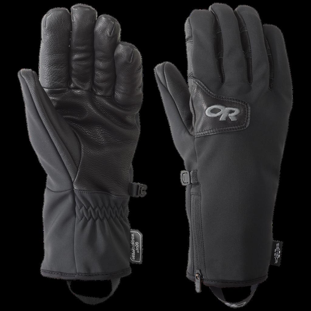 Outdoor Research Men's Stormtracker SensOutdoor Research Gloves-black-L - Gr. L