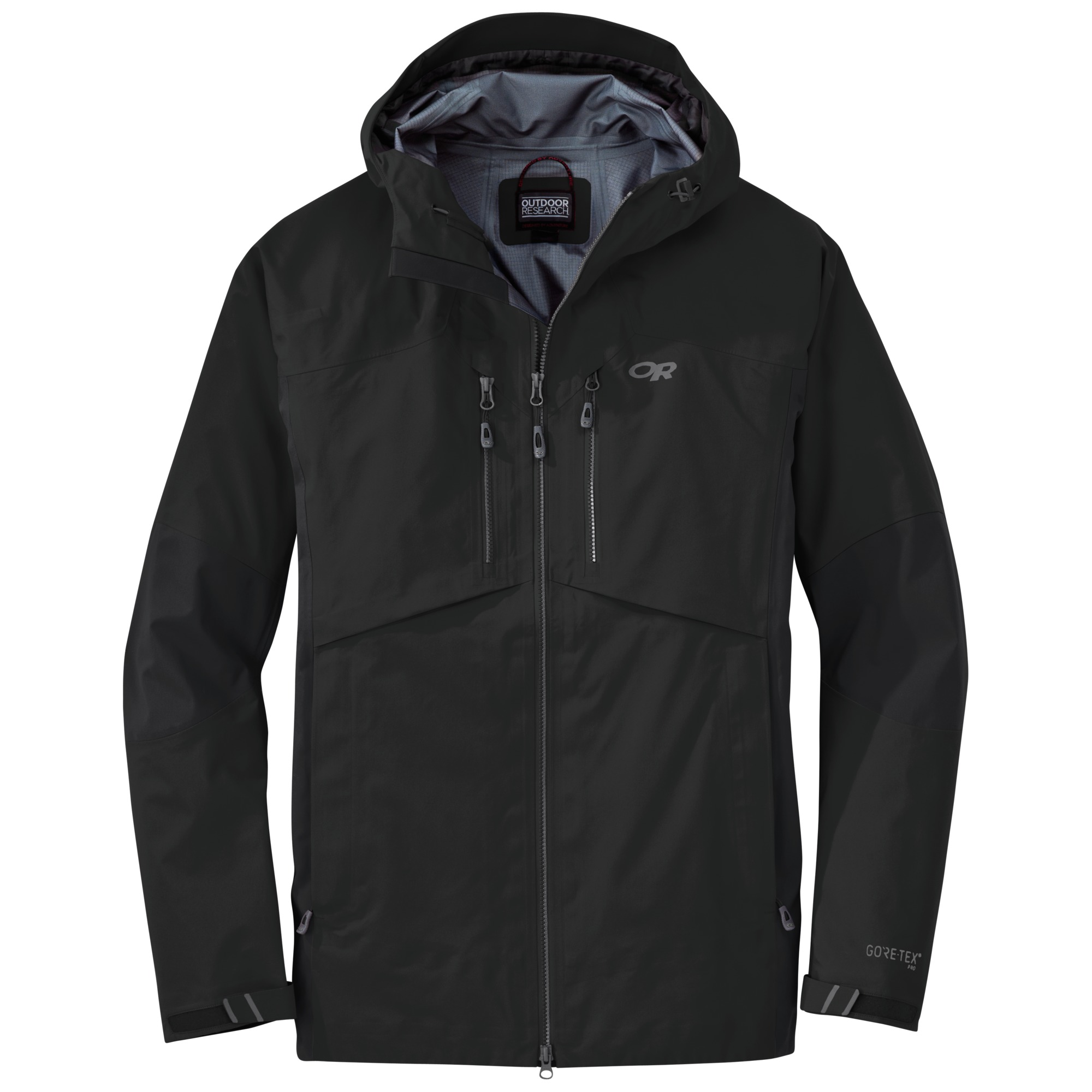 Outdoor Research Men's Maximus Jacket-black-XL - Gr. XL