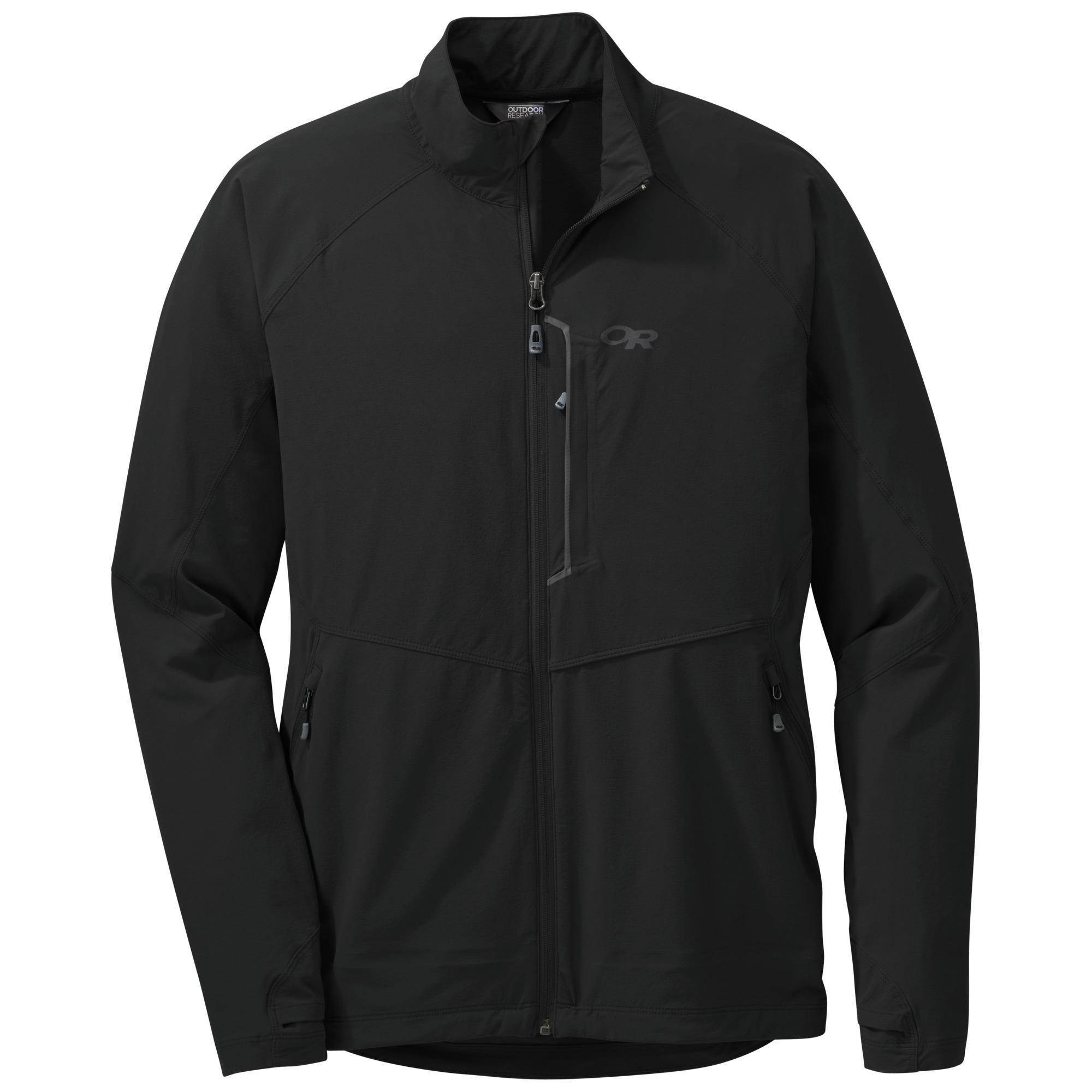 Outdoor Research Men's Ferrosi Jacket-black-XXL - Gr. XXL