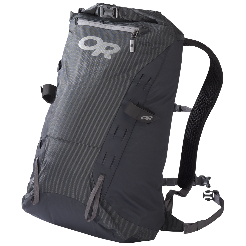 Outdoor Research Dry Summit Pack LT-black-1size - Gr. 1size