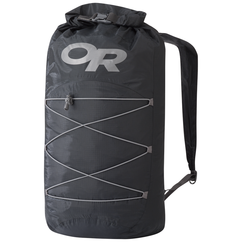 Outdoor Research Dry Isolation Pack-black-1size - Gr. 1size