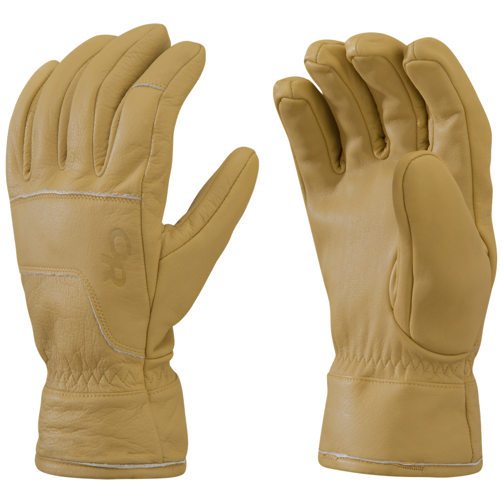 Outdoor Research Aksel Work Gloves-natural-XS - NATURAL - Gr. XS