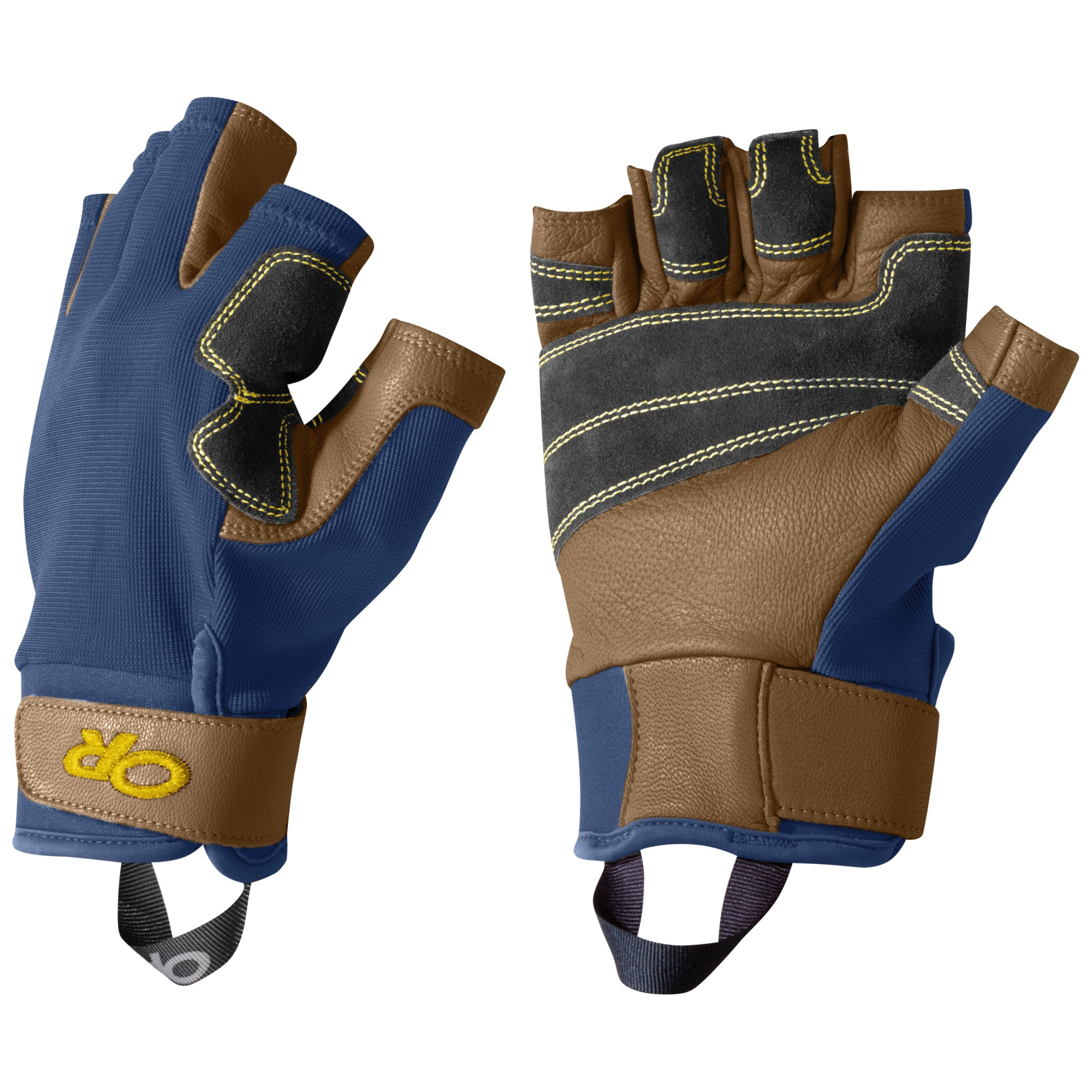 Outdoor Research Fossil Rock Gloves-dusk/coyote-S - Gr. S