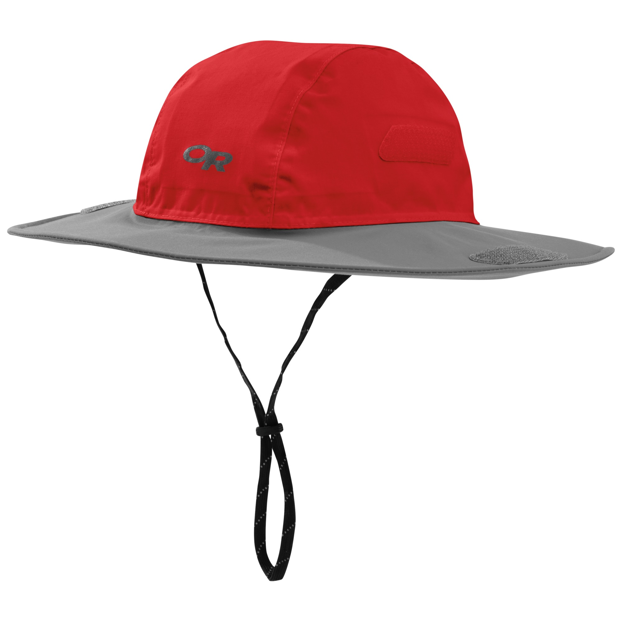 Outdoor Research Kids' Seattle Sombrero-hot sauce/pewter-XS/S - Gr. XS/S