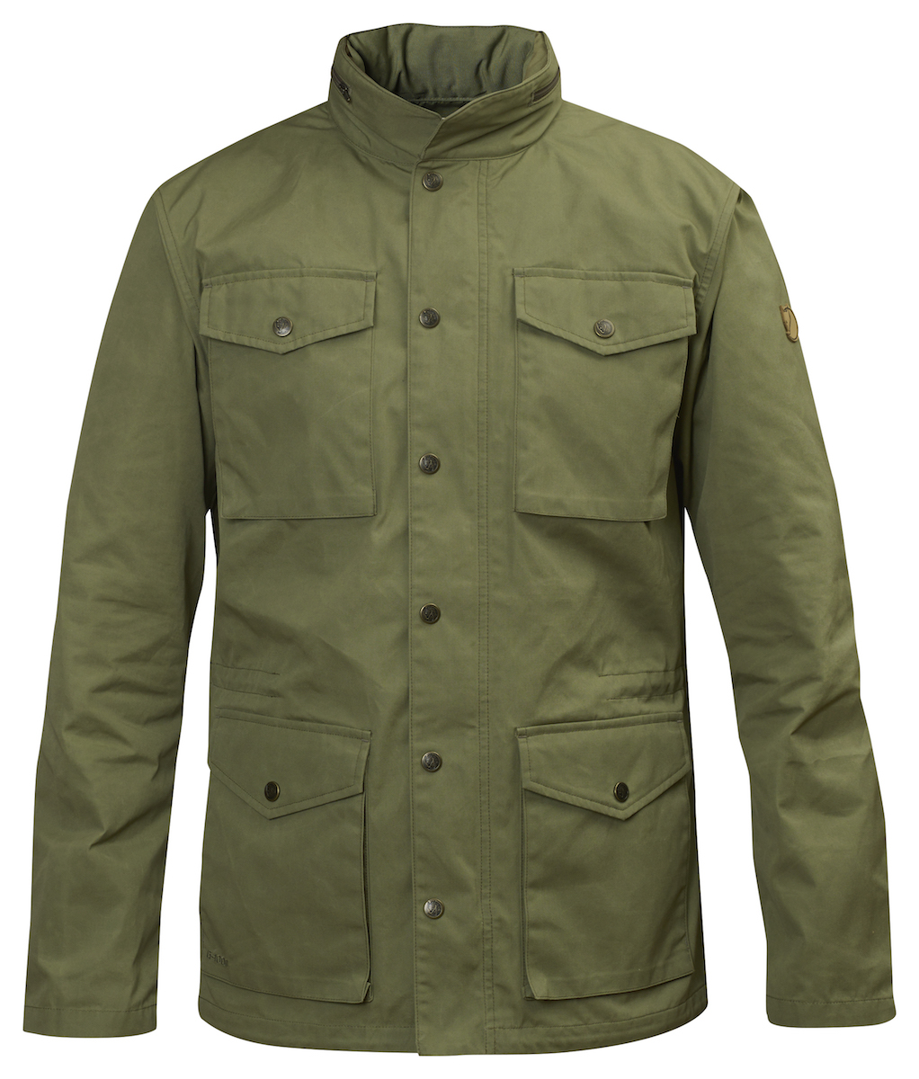 Fjäll Räven Räven Jacket - Green - M - green 82422-620-M