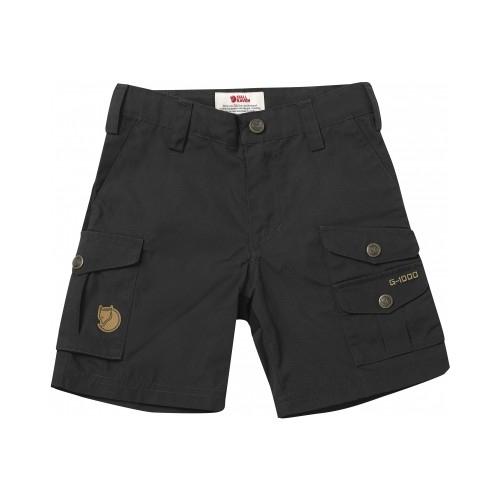 Fjällräven Kids Vidda Shorts - Dark Grey - 152 - dark grey
