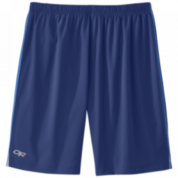 Outdoor Research - OR Men's Turbine Shorts - baltic/glacier - M