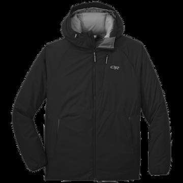 Outdoor Research Men's Refuge Hooded Jacket - black - XL