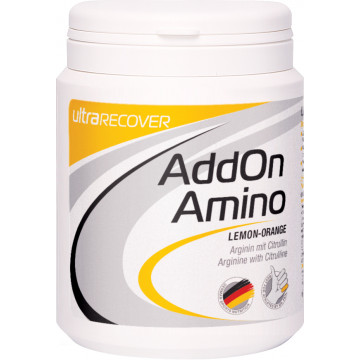 ultraSPORTS AddOn Amino - Lemon-Orange - 310 g Dose