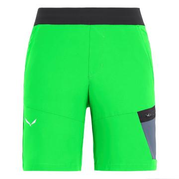 Salewa  AGNER DST B SHORTS - fluo green/0310 - 92