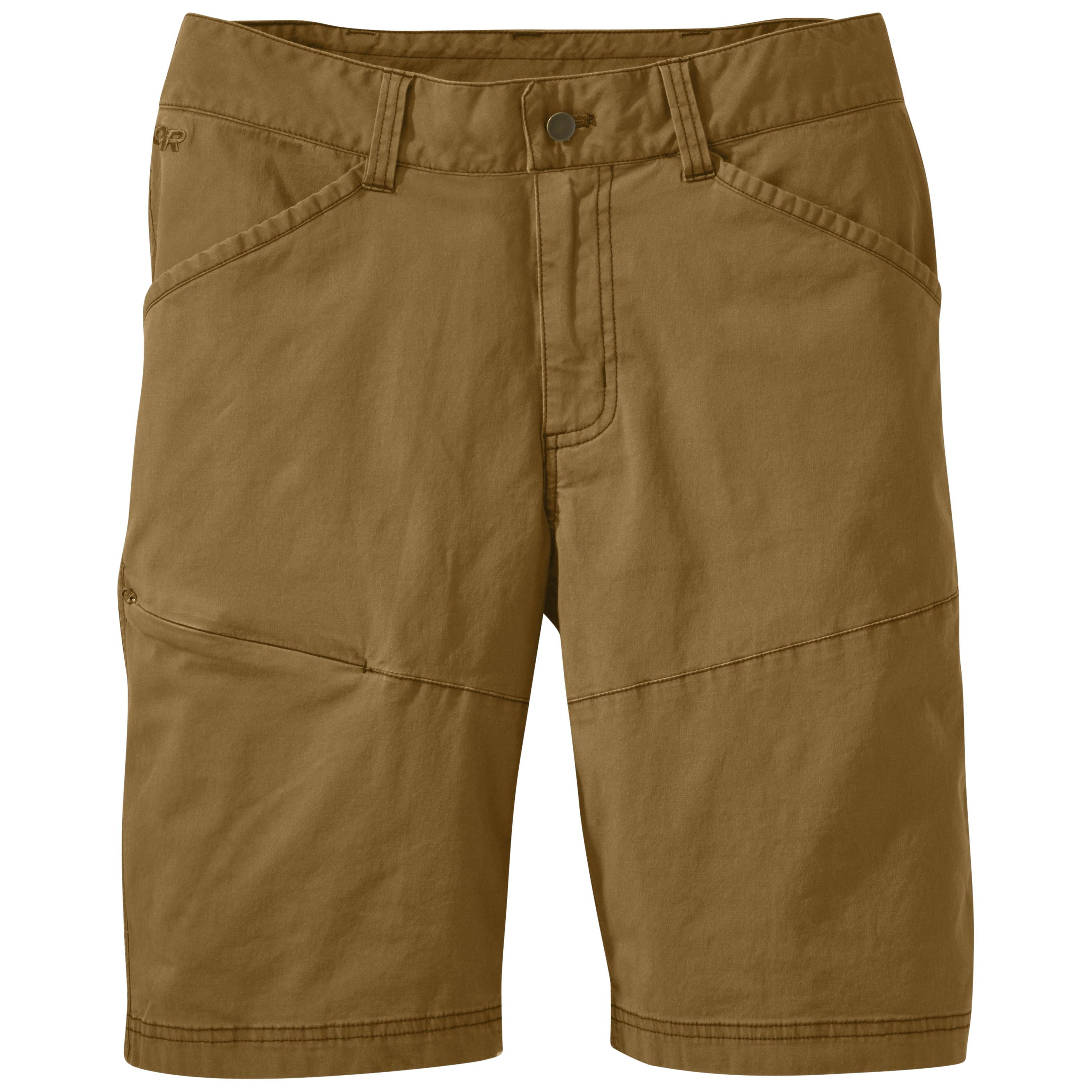 Outdoor Research Men's Wadi Rum Shorts-ochre-34