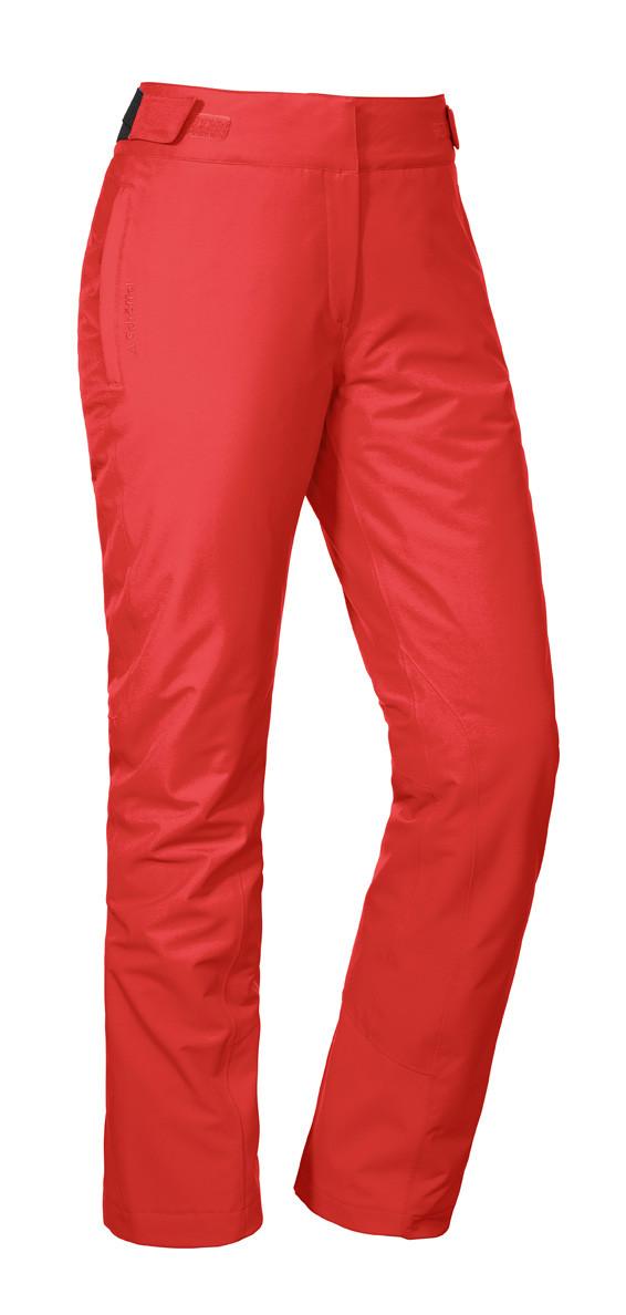 Schöffel Ski Pants Pinzgau1 - flame scarlet, 84