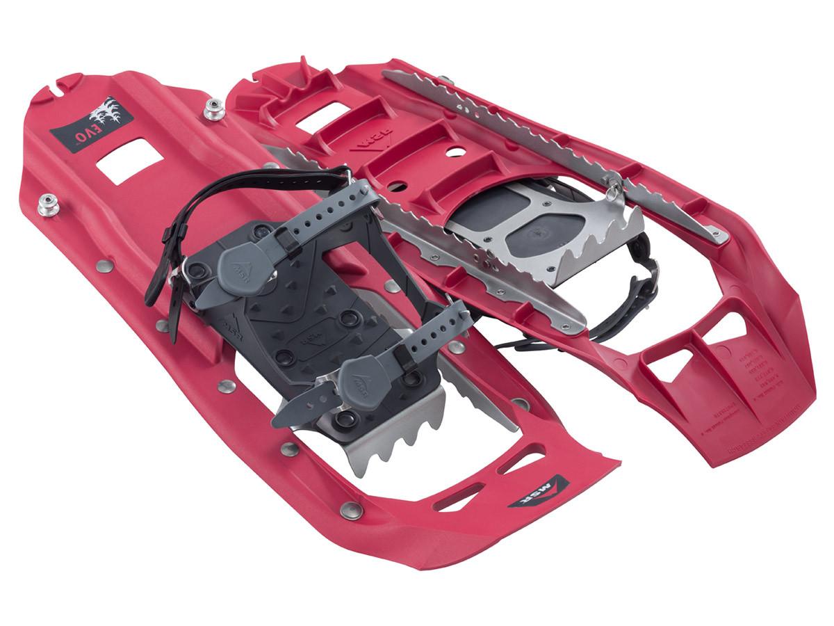 MSR EVO 22 - Red - Schneeschuhe