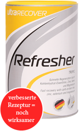 ultraSPORTS Refresher - 500 g Dose