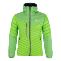 Salewa   ORTLES LIGHT 2 DWN M HOOD JKT - classic green/5670 - 54/2X