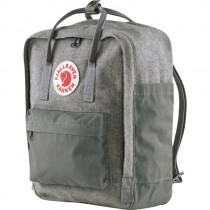 FjällRäven Kånken Re-Wool - Granite Grey - -
