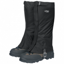Outdoor Research Women's Verglas Gaiters-black-M